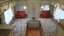 Caravan Jayco Starcraft With Reverse Cycle Air Con Single Beds West Beach West Torrens Area Preview