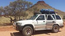4WD 1995 TOYOTA 4 RUNNER - WA REGO & full equiped for road trip! Perth Region Preview
