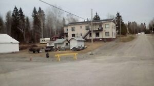 Apartment building for sale in Virginiatown On.