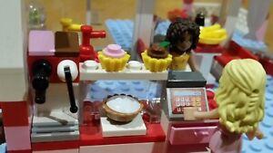 Lego Friends Café set