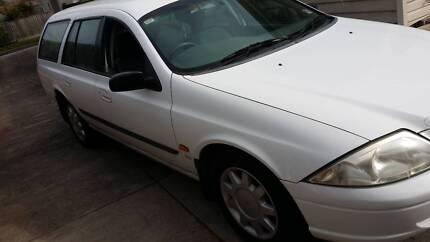 2001 Ford Falcon Wagon Bentleigh East Glen Eira Area Preview