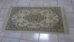 Floor rug, bought from Myer. genuine Egyptian made rug