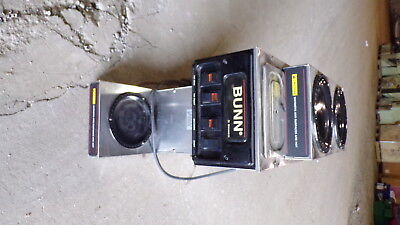 Bunn Commercial Coffee Maker S Series Free Shipping