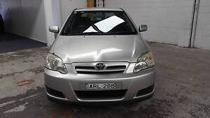 2004 Toyota Corolla Ascent Seca  1.8L 4 Cylinder - AUTOMATIC Waratah Newcastle Area Preview