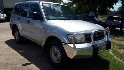 Mitsubishi Pajero, Turbo Diesel, Gympie Gympie Area Preview