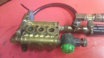 Ar Pressure Washer Pump Brass Head Xrv 4g30