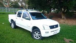 2005 Holden Rodeo 4x4 Ute Drayton Toowoomba City Preview