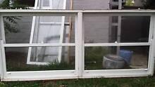 URGENT SALE - big double hung sash timber window 2510(w)x1135(h) Beaumaris Bayside Area Preview