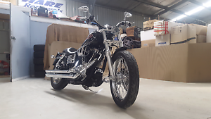 2006 Harley Davidson FXDLI Low Rider Invermay Park Ballarat City Preview