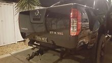 2012 nissan navara ST-X550, 710nm of Torque! Paradise Point Gold Coast North Preview