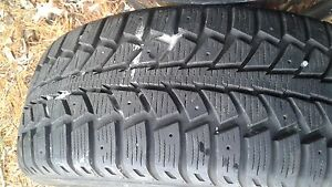 Uniroyal winter tire