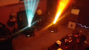 iMove IM-5S Moving Head Halogen Disco Lights, Scanners, iSolution