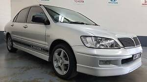 2002 Mitsubishi Lancer Sedan North St Marys Penrith Area Preview