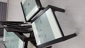 Dining table 6 chairs and 2 side tables Warrenup Albany Area Preview