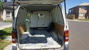 2003 Toyota Hiace Van/Minivan Tarneit Wyndham Area Preview