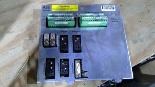 ABB DSQC 509 Connection Board                                CD20