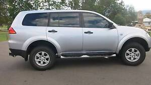 2011 Mitsubishi Challenger Diesel Auto Wagon Boonah Ipswich South Preview