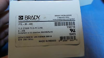 1 Brady Ptl-30-459 Tls 2200 Tls Pc Link Labels B 459. New In Box.