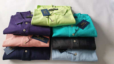 RALPH LAUREN - Poloshirts Kurzarm - Custom Fit - viele Farben - SALE !!
