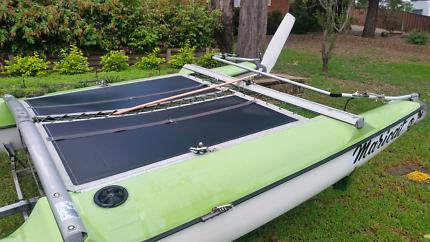 Catamaran, Maricat 4.3m