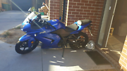 2009 Kawasaki Ninja 250r with low k's and custom exhaust Lilydale Yarra Ranges Preview
