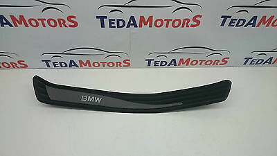 BMW 5 SERIES E60 E61 REAR LEFT PASSENGER SIDE DOOR SILL STRIP COVER 51477034305