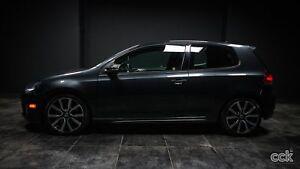 2012 Volkswagen Golf GTI 3-Door NAVIGATION! HEATED SEATS!