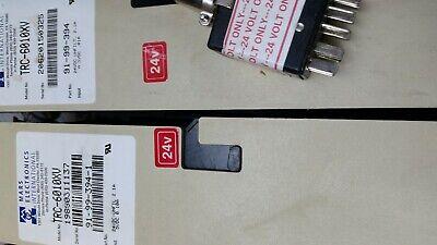 2x Mars Trc-6010xv Trc-6800h Coin Mech Changer Vending Machine Soda 24 For Parts