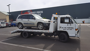 Tow truck towing Roadside service from $50 Epping Whittlesea Area Preview