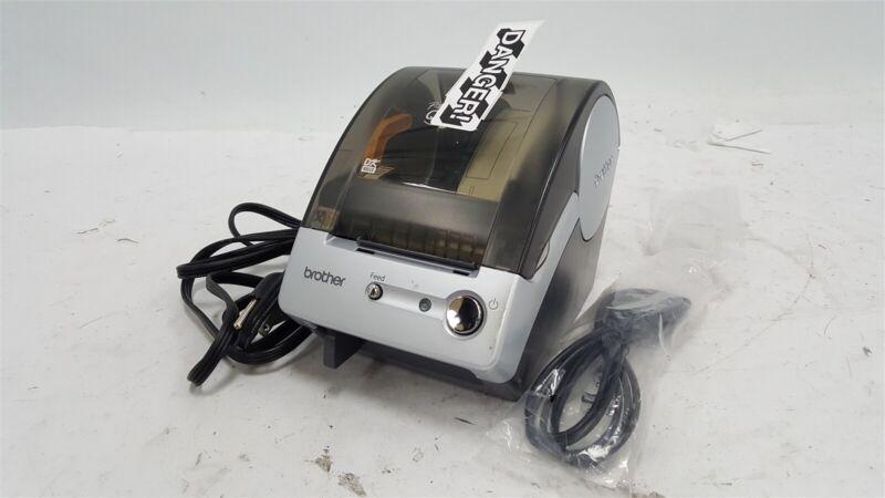 Brother QL-500 USB Thermal Label Printer DK-1201