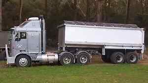 Central coast haulage,  tipper trucks for  hire good rates Doyalson Wyong Area Preview