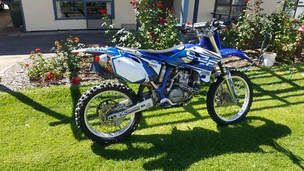2005 yz 450