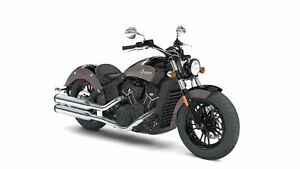 2018 Indian Motorcycles Scout Sixty ABS THUNDER BLACK/TITANIUM M