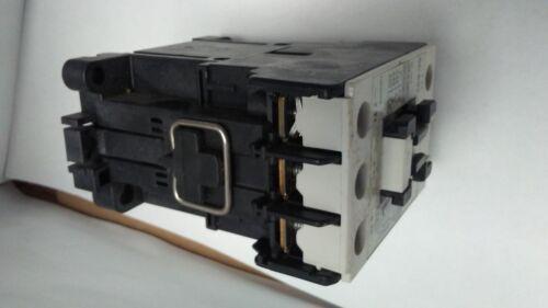 O3.FUJI ELECTRIC CONTACTOR  FA SC-E04
