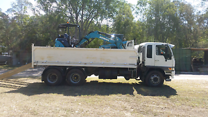 Noddys earthmoving and plant hire Ipswich Ipswich City Preview