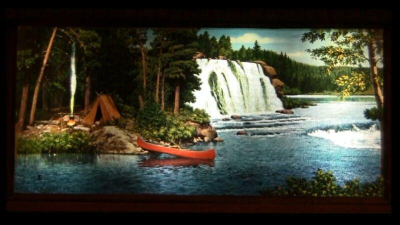 Hamms Scene-O-Rama Standard DVD Motion Scene NO Hamm