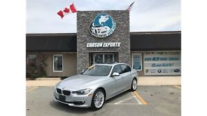 2015 BMW 3 Series LOOK! 328I XDRIVE! $219.00 BI-WEEKLY+TAX!