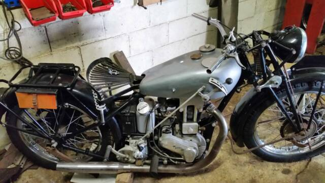 Ariel 1930 OHV | Motorcycle & Scooter Parts | Gumtree ...