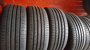 Crazy Sale on used quality tyres , from $5 19inch tyres from $25 Campbellfield Hume Area Preview