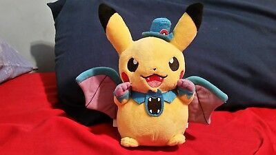 2015 Pokemon Center Pikachu Halloween Plush Golbat Costume AUTHENTIC w/ Tag Toy!](Children's Pokemon Halloween Costumes)
