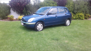 One owner 69000 klm   exelent condition  great first car. Warwick Southern Downs Preview