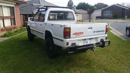 Ford courier 1995 Gilles Plains Port Adelaide Area Preview