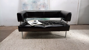 Cool Two seater sofa. Can deliver Lilyfield Leichhardt Area Preview