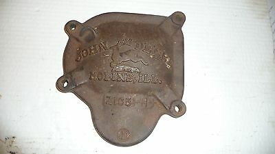John Deere No. 5 Mower Sickle Upper Cast Cover Z 1051 H