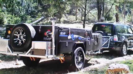 Stoney creek camper trailer for sale