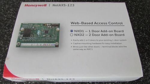 Honeywell NetAXS-123 NXD1 1 Door Add-On Web Based Access Control Board
