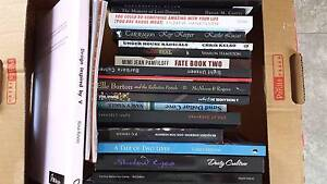 BOX OF BOOKS for FREE Rangeville Toowoomba City Preview