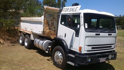 Iveco 10 meter tipper Capalaba Brisbane South East Preview