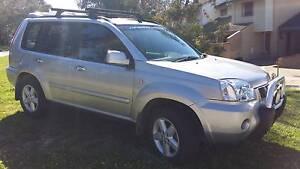 2005 Nissan X-trail Wagon Belconnen Belconnen Area Preview