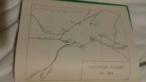 History of Manchester Railways